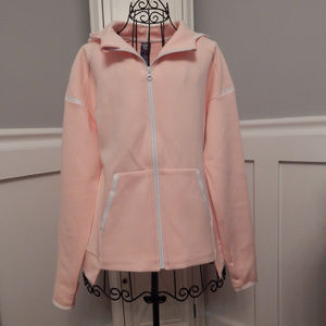 Womens' C9 Champion Soft Fleece Zip Hoody, Blush